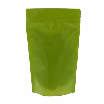 100% recyclable stand up pouches