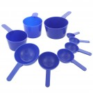 Measuring Scoops-60 ml-Blue
